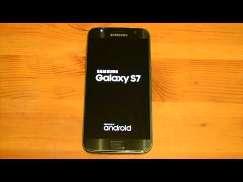 Samsung S7 Software Update