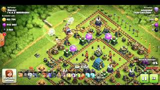 Stunning Defense on TH12||Anti star☠️ ☠️ base against all troops 😱😱