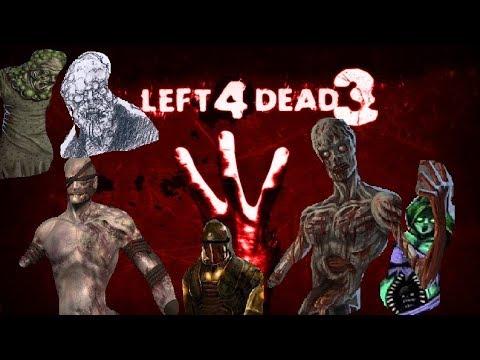 скачать игру про зомби Left 4 Dead 3 - фото 6