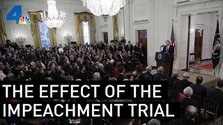 How Will the Impeachment Trial Impact the 2020 Election?  | NewsConference | NBCLA
