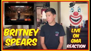 """Britney Spears - """"Circus"""" Live On Good Morning America (Reaction)"""