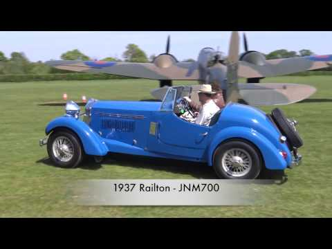 Shuttleworth Season Premier Airshow 2016 (Full Show)