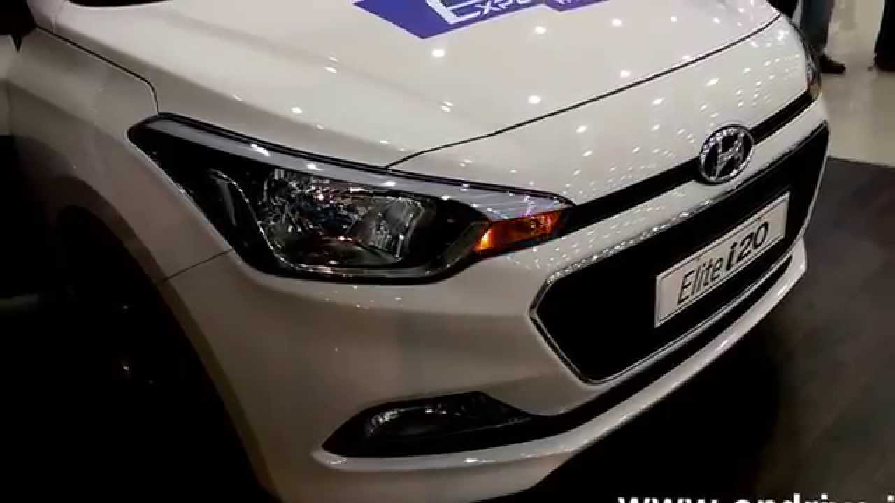 Hyundai elite i20 asta video showcase youtube for I20 asta o interior
