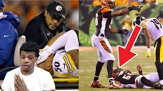 STEELERS COMEBACK WIN ! PHYSICAL! Steelers vs. Bengals | NFL Week 13 Game Highlights (Reaction)