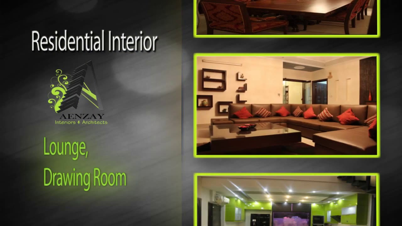 Aenzay Interior Design And Architecture