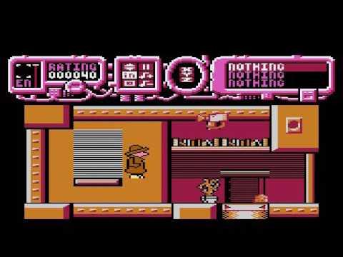 spycat for Atari 8-bit