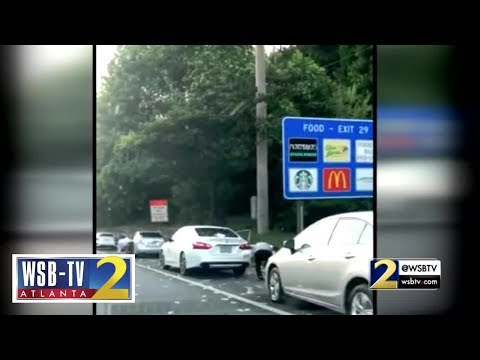 The News Junkie - Armored Truck Spills Over $100k On Georgia Highway