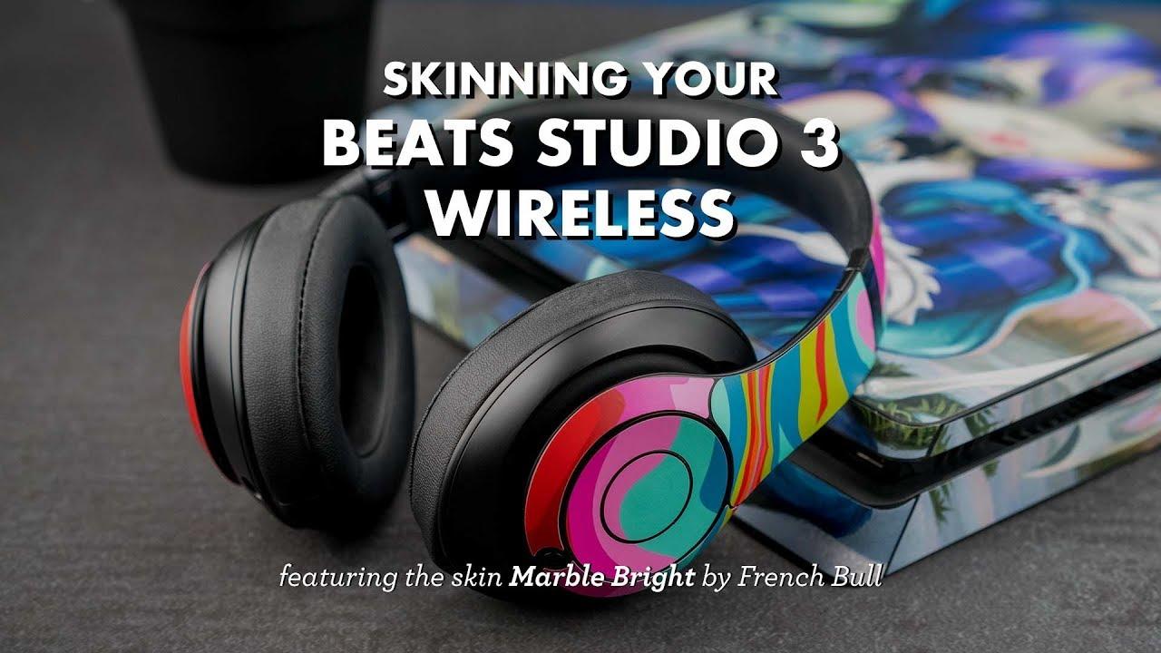 Beats Studio 3 Wireless Skin Installation