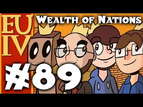 EU4 Wealth of Nations Multiplayer [The Hansa] - #89