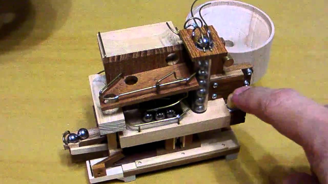 Small Marble Machine Chronicle Doovi