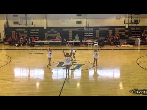 Revolutions Baton Twirling Academy - Statesboro competion