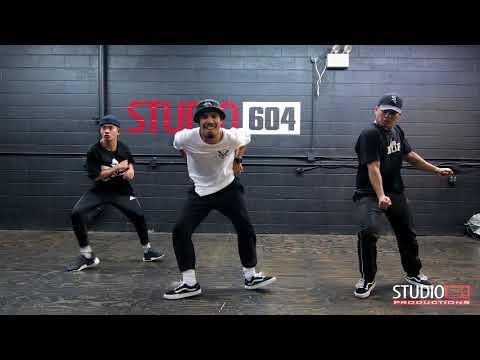 Ms New Booty  1  Jerome Esplana Choreography  STUDIO604