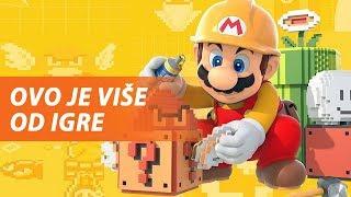 RADIM SVOJ SUPER MARIO LEVEL - Super Mario Maker 2