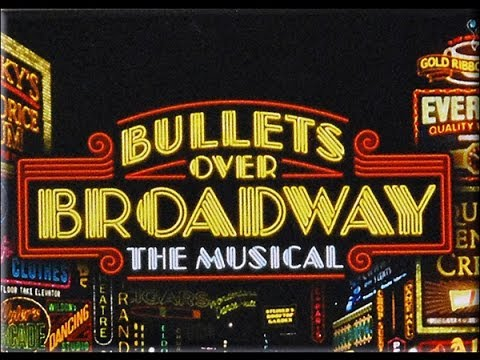Bullets Over Broadway Cast Recording  Review
