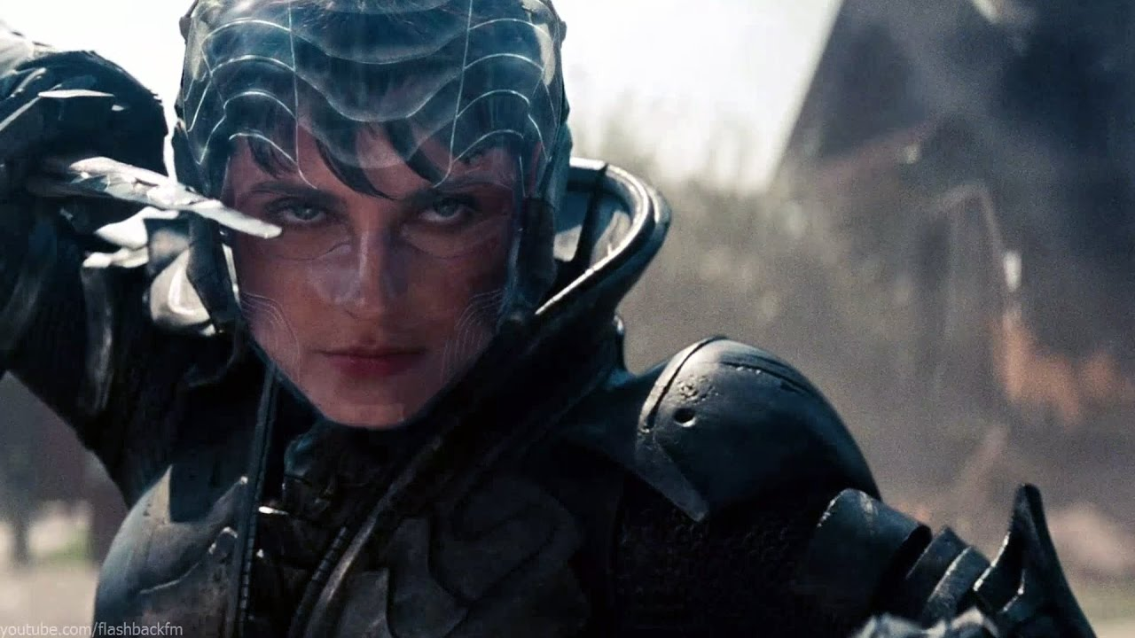 man of steel faora hd
