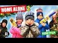 HOME ALONE 2 met de Zoete Zusjes [De KERSTFILM van 2018]