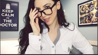 ASMR Cranial Nerve Exam ~ Asmr  Role Play ~