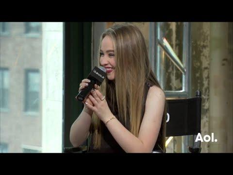 Sabrina Carpenter Aol Build Interview