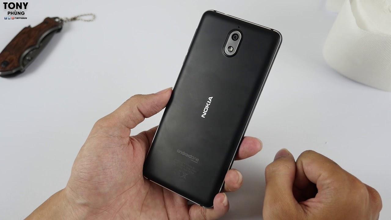 Nokia 3.1 chỉ 3 triệu - máy hoàn thiện tốt, chạy mượt với Android One