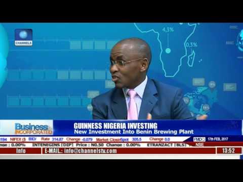 Guinness Nigeria Investing: Iconic Brand Explains Critical Success Factor