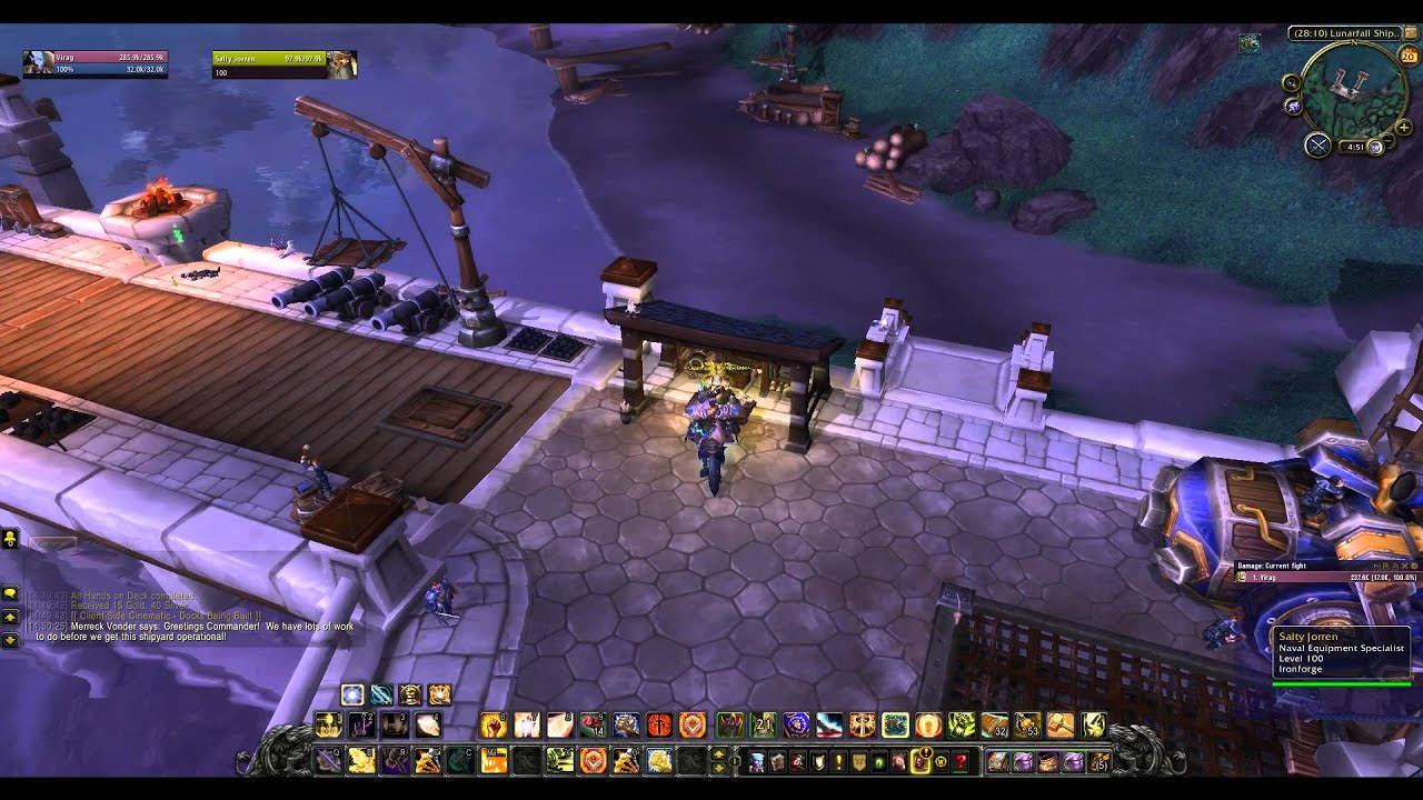Where is ship equipment vendor wow alliance youtube where is ship equipment vendor wow alliance malvernweather Images