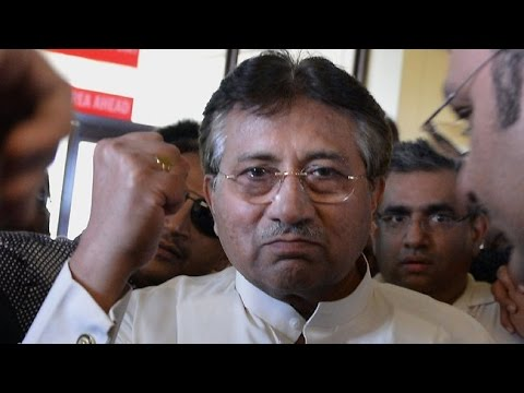 Pervez Musharraf silences Indian anchorperson over Pak-India conflict