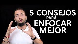5 CONSEJOS PARA ENFOCAR MEJOR CON TU DSLR