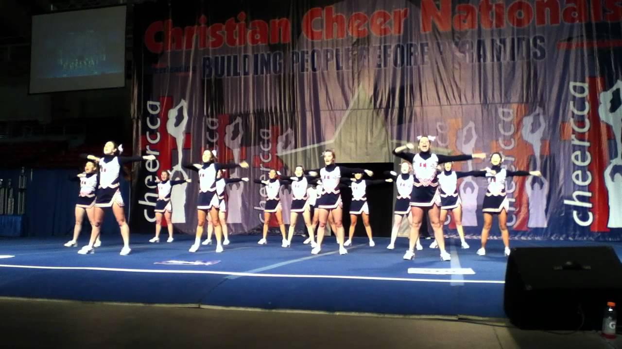 Lincoln Charter School Varsity Cheerleaders 2011 12 Youtube