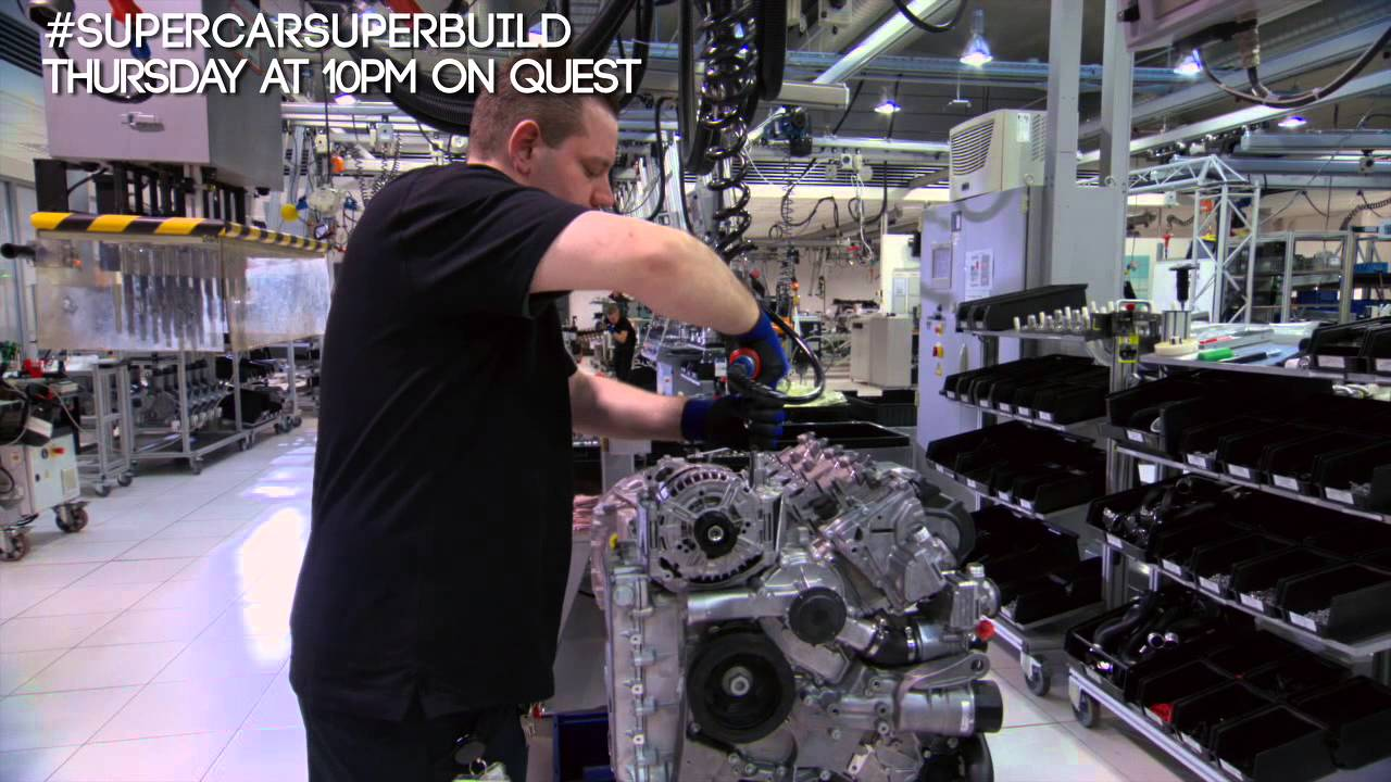 Supercar Superbuild Pagani Huayra An Amg Engine Youtube