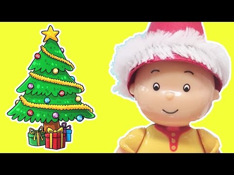 Caillou's Christmas Crafts Fun COMPILATION 🎄🎅 CaillouHolidayFun  🎨 Crafty Kids ADVERTISEMENT