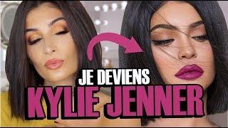 JE DEVIENS KYLIE JENNER LE TEMPS D'UN MAKE UP 💄 First Impression Kylie Cosmetics