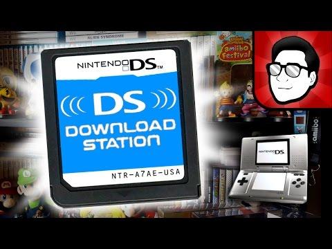DS Download Station Cartridges