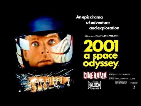 2001 A Space Odyssey - Trailer(Smilebox Cinerama)