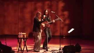 "Sarah and Damon Johnson perform ""Better Days Will Come At Last"" at the MIM Music Theater 1/10/2015"
