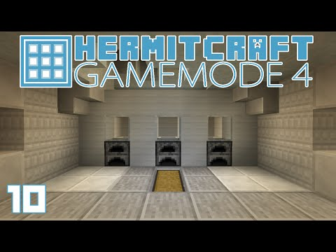 Hermitcraft Gamemode 4 10 Slimes Up!