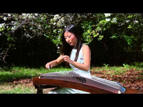 """Bei Bei Guzheng """"The Butterfly Lovers""""-梁祝"""