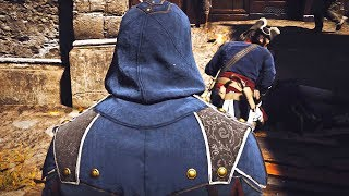 Assassin's Creed Unity - Professional Assassin - Perfect Stealth Kills Gameplay - PC RTX 2080