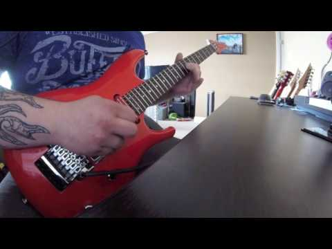 Joe Satriani - The Meaning Of Love (Cover) -- Line 6 Helix