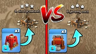 THE TRUTH! Siege Barracks VS Wall Wrecker! Who Will Win?
