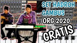 SET GAMBUS Hadroh  ORG 2020 gratis download di sini