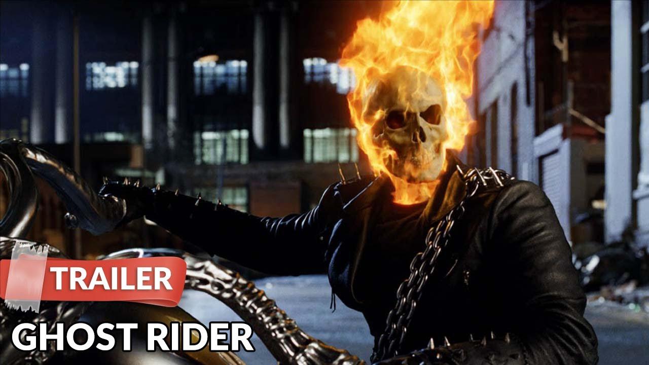 Ghost Rider 2007 Trailer HD   Nicolas Cage   Eva Mendes