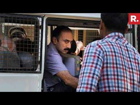 Former IPS Officer Sanjiv Bhatt Arrested By Gujarat Police