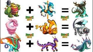 How to breed all new FUN FAIR ISLAND Dragon in Dragon City 2018 😍