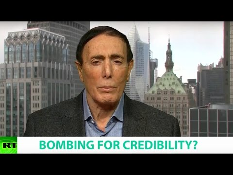BOMBING FOR CREDIBILITY? Ft. Alon Ben-Meir, Senior Fellow at NYU's Center for Global Affairs