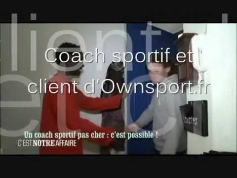 coach sportif pas cher c 39 est possible youtube. Black Bedroom Furniture Sets. Home Design Ideas