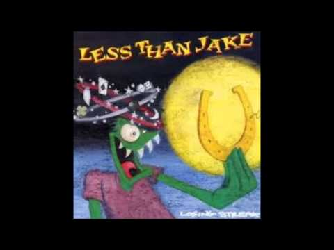 Sugar In Your Gas Tank - Less Than Jake