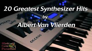 Cover images 20 Greatest Synthesizer Hits - Albert Van Vlierden