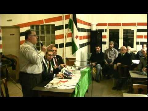 An Auction following Anwar Malek & Sadeq Moselly visit to Frankfurt 13.02.2011 (Part 10)