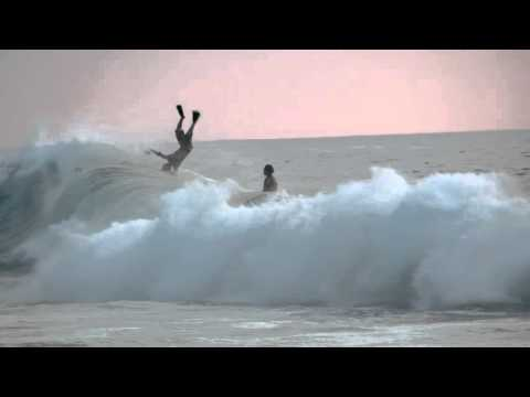 Magic Sands Big Waves January 10th 2016
