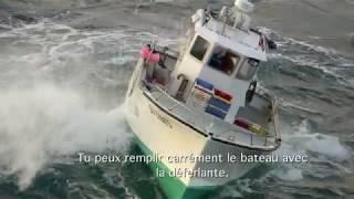 Les pécheurs breton de la Mer d'Iroise